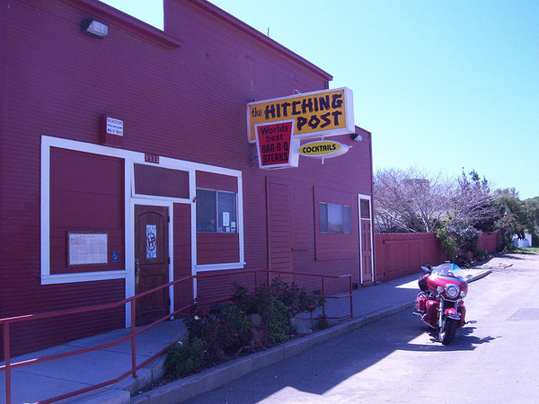 The Hitching Post, Casmalia, CA 4/6/11